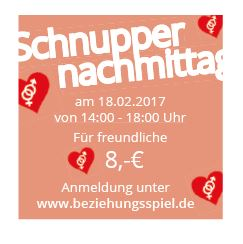 Kennenlerntag aller Coaches am 18.2.2017