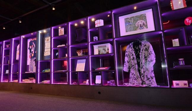 Museum der Liebe Ausstellung LWL Freilichtmuseum Detmold Ausstellwand