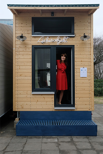 Tiny House Liebesobjekt & Luise Loué