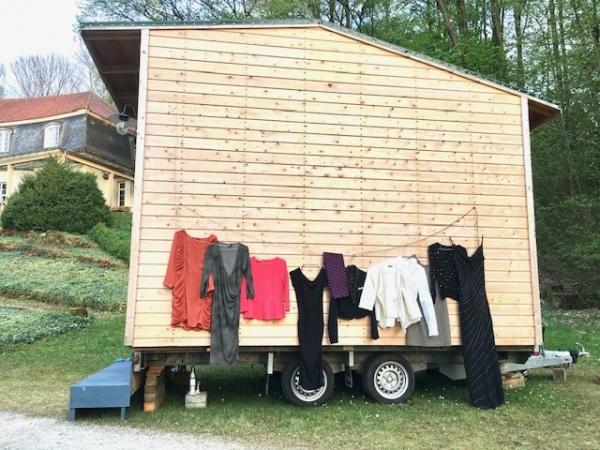 Tiny House Kleidung